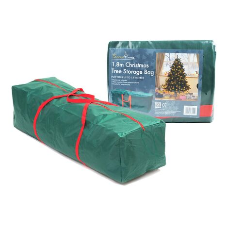 Christmas Tree Storage Bag Heavy Duty Water Resistant Handles 120cm Xmas Storage