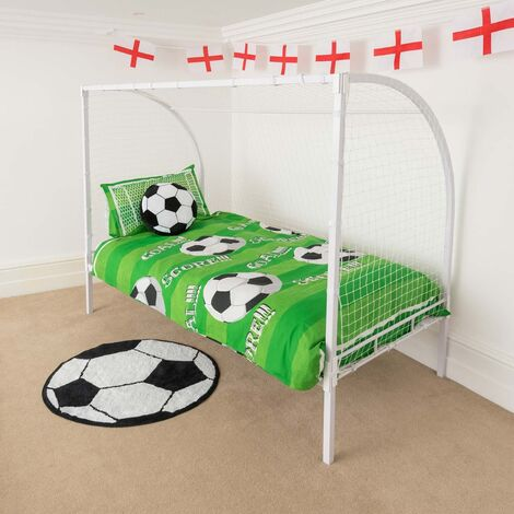 Christow Football Goal Bed Frame