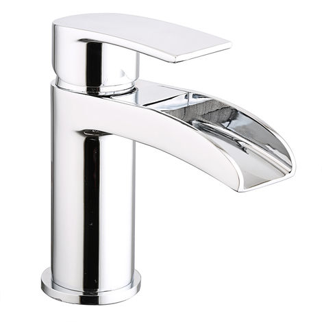 Chrome Bathroom Tap Type D