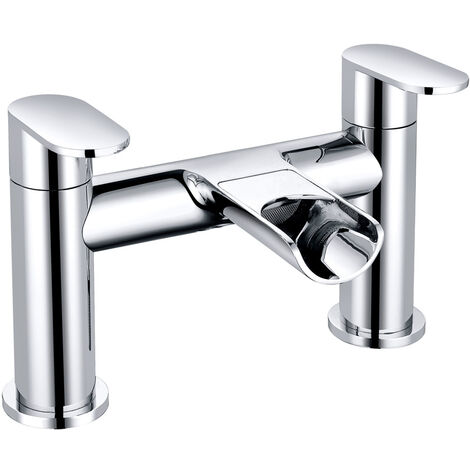 Chrome Bathroom Tap Type E