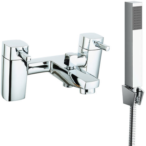 Chrome Bathroom Tap Type F