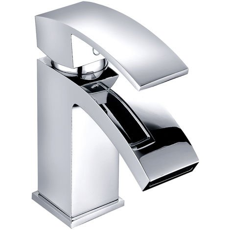 Chrome Bathroom Tap Type G