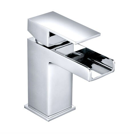 Chrome Bathroom Tap Type I
