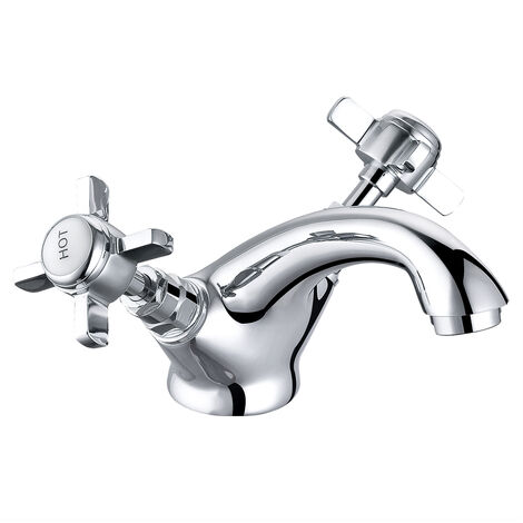 Chrome Bathroom Tap Type K