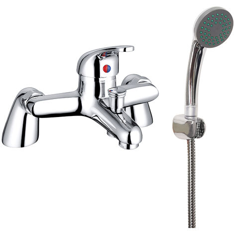 Chrome Bathroom Tap Type M