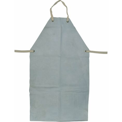 Chrome Leather Welder's Aprons