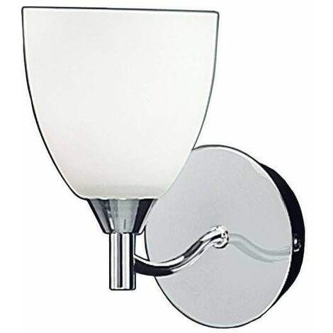 Chrome wall light Emmy 1 Bulb
