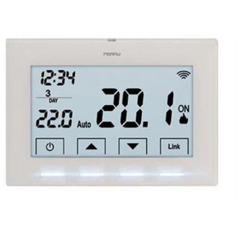 Chronothermostat sans fil pour chaudière Perry 1TXCR028WIFI