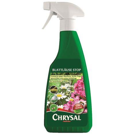 Chrysal Blattläuse Stop Pumpspray 500 ml