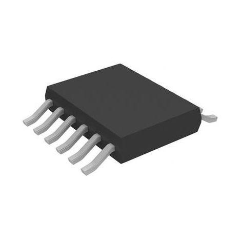 CI - Synchronisation/horloge - Tampon dhorloge Linear Technology LTC6957IMS-2#PBF Tampon de sortance (distribution) MSOP-12 1 pc(s)