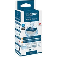 Ciano Water Clear Size M - Ricambio Cartuccia per Filtri CF80 e Bio150