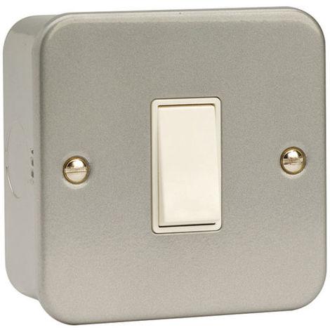 Cick Metalclad 1G Intermediate 10AX Switch (CL025)
