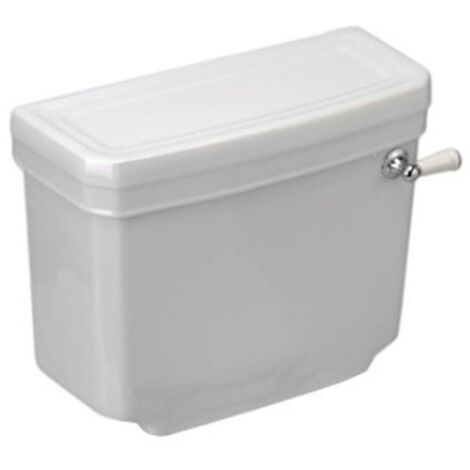 CIFIAL 102110040 PLAZA Cisterna Alimentación Inferior Blanco