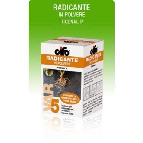 CIFO RIGENAL P 100 GR. - ORMONE RADICANTE FORMAZIONE RADICI RADICAZIONE TALEE