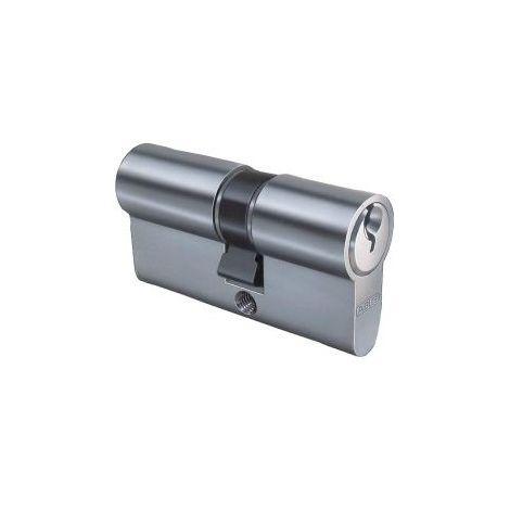 Cilindro cerradura C 83 N 30/35 con barra de cierre simultánea (por 10)