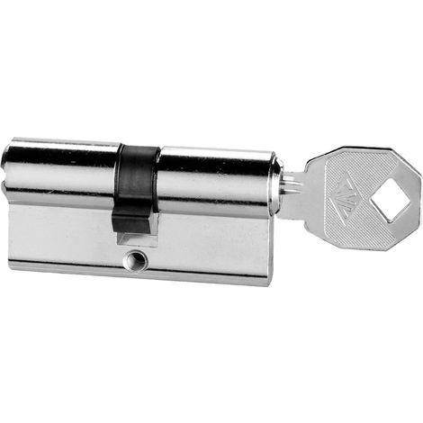 Cilindro CVL 6982-2535/4 Laton niquelado