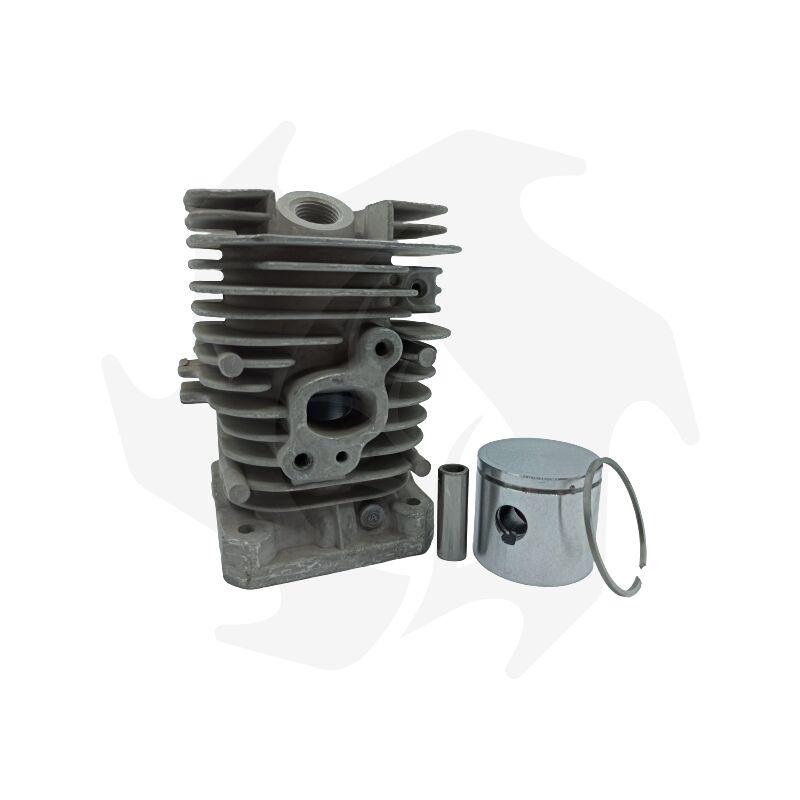 Bazargiusto - Cilindro e pistone di ricambio per motoseghe MCCULLOCH MAC335, MAC440 BG017062