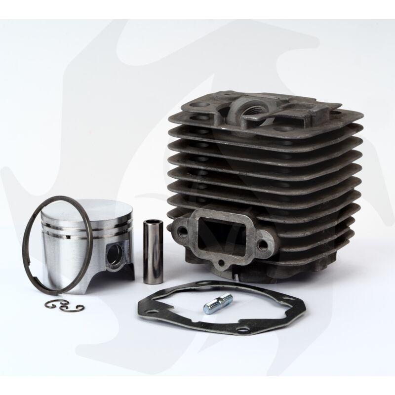 Bazargiusto - Cilindro e pistone di ricambio per motoseghe MCCULLOCH TITAN 35, TITAN 41