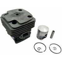 Cilindro e Pistone per Husqvarna 543 R Decespugliatore - 40.5mm
