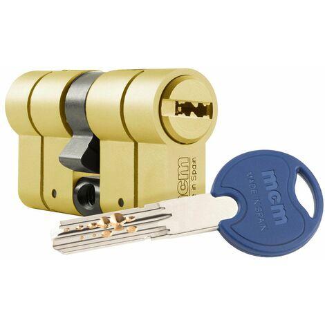 Abus BOMBILLO//Cilindro Seguridad Puerta D6PS Laton 30//40