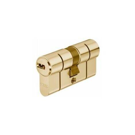 Cilindro Seguridad 30X30Mm D66 Lat Dob.Embr. Abus