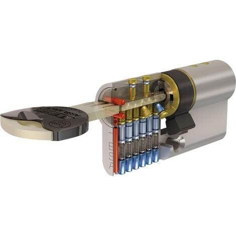 CILINDRO TESA TX-80 30X30 LATON