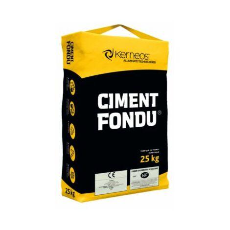 CIMENT FONDU SAC 25KG