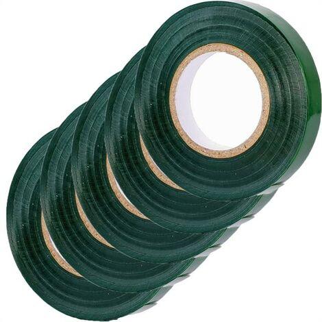 Cinq rouleaux de ruban PVC pour pince à lier FX-BZ30