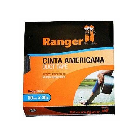 Cinta Adhesiva 50Mmx 10Mt Americana Azul Ranger