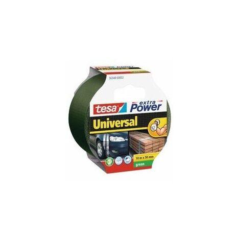 Cinta Adhesiva 50Mmx 10Mt Americana Verde Tesatape