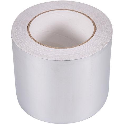 Cinta adhesiva de aluminio 50 m x 100 mm - NEOFERR