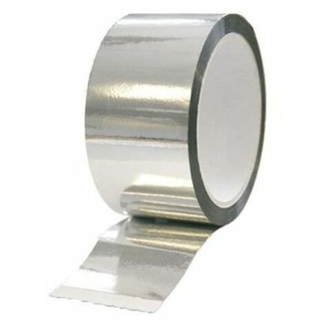 Cinta adhesiva de aluminio 50mx50mm Collak 07025
