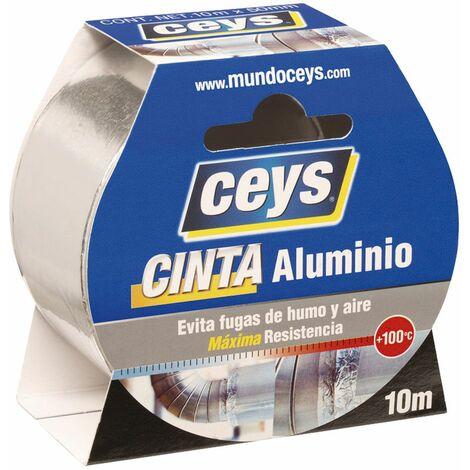 Cinta adhesiva de aluminio Ceys - 50mm