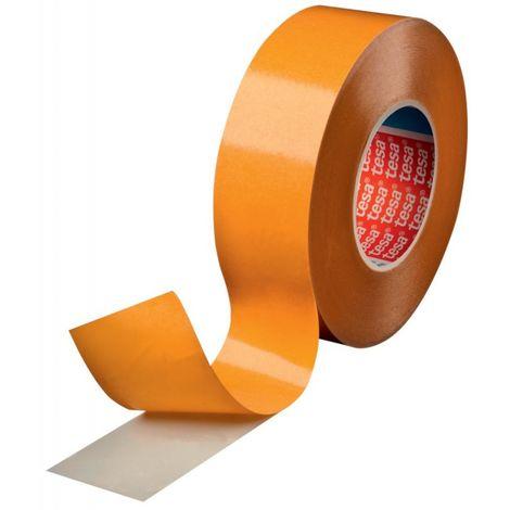 Cinta adhesiva de doble cara translúcido, 25 m x 38 mm - Tesa 51960-00003-00 Professional (por 8)