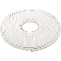 Cinta adhesiva de sellado EVA 3 - 8 mm / 10,5 m, blanco