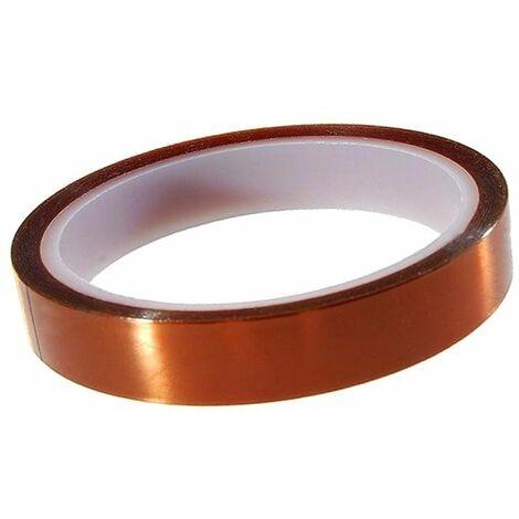 Cinta adhesiva Kapton 30mm (resitente al calor)