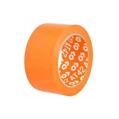 Cinta adhesiva - Naranja - Modelo AT42 - 33 x 50 mm 28298J