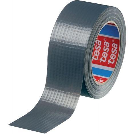 Cinta adhesivos tesa duct tape 4610 negro 25mx50mm (por 6)