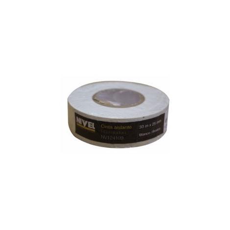 CINTA AISL. 33MT X 25MM NEOFERR PVC BL NV124109