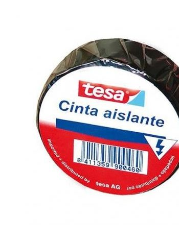 aca6d8221 Cinta aislante Tesa 10mx19mm negra - 87790