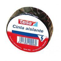 Cinta aislante Tesa 10mx19mm negra