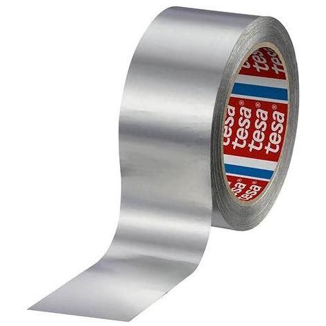 Cinta aluminio 50mx50mm 50mu sin forro (por 24)