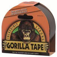 Cinta americana tricapa doble grosor 48mmx11mt gorila negra