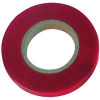 Cinta Atadora PVC 11 x 0.25 mm. x 16 metros Rojo