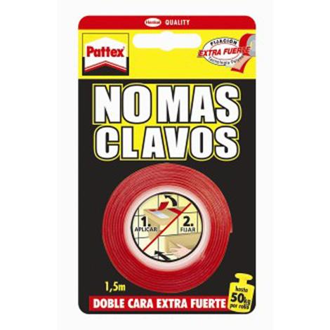 Cinta Db Cara Rollo - NO MAS CLAVOS - 1403701