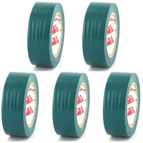 Cinta de 15 mm PVC Scapa eléctrica 2702 vert.x 5