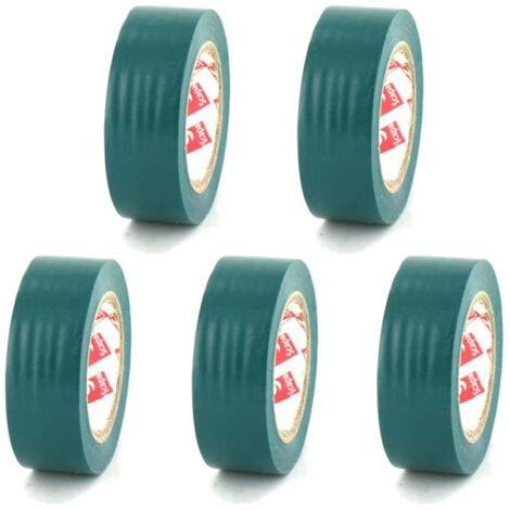 Cinta de 19 mm PVC Scapa eléctrica 2702 vert.x 5