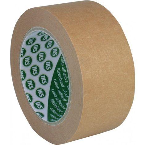 Cinta de embalaje de papel K61 -50mm marrón