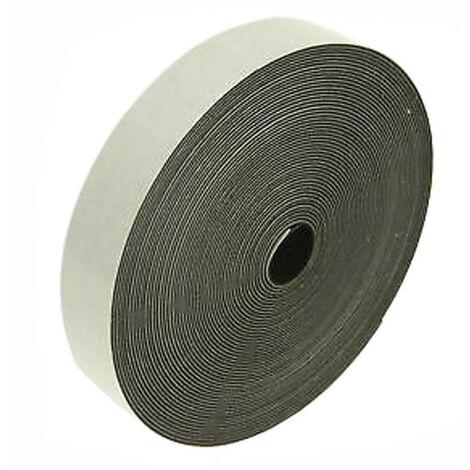 Cinta de Nylon flexible Cembre 12mm Negro/Blanco 18488