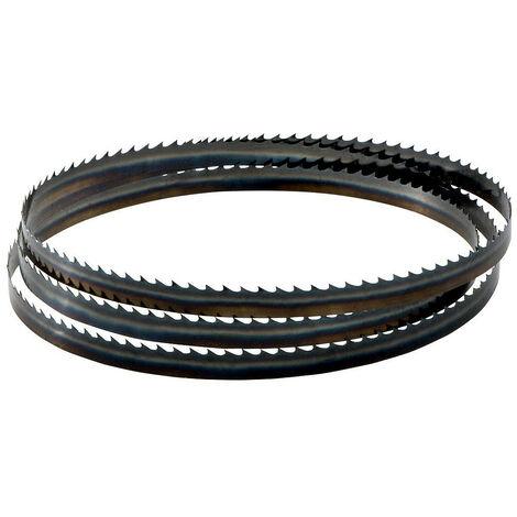 cinta de sierra 2240 x 15 x 0.5 mm A2 para metales no férreos METABO